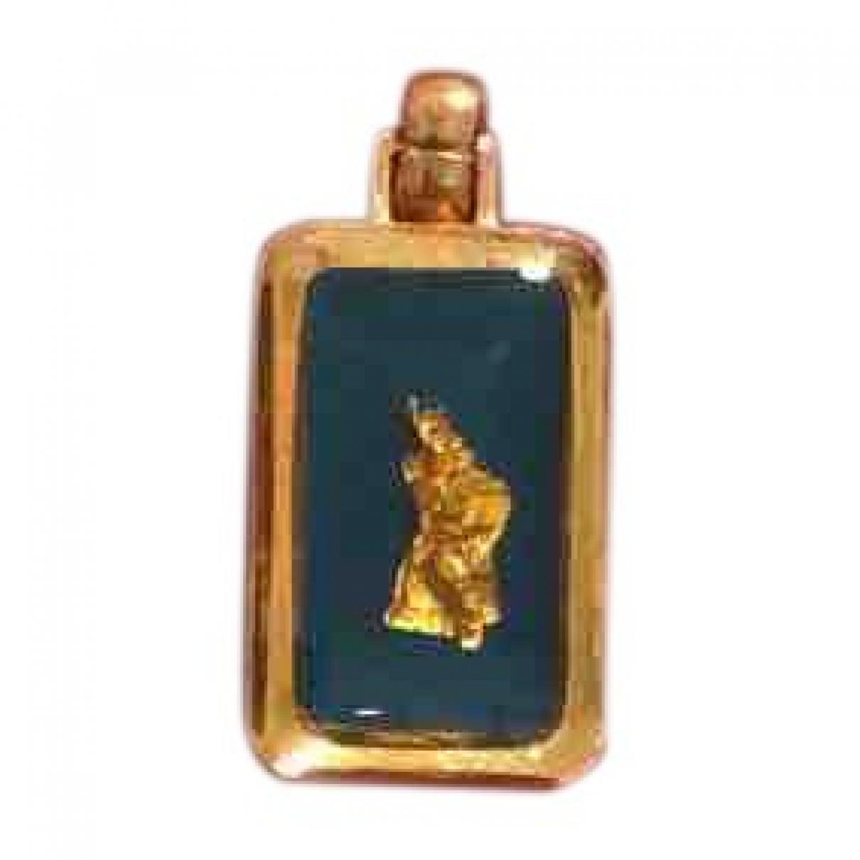 Jean Barthet - Pendentif   pour femme en or jaune - turquoise