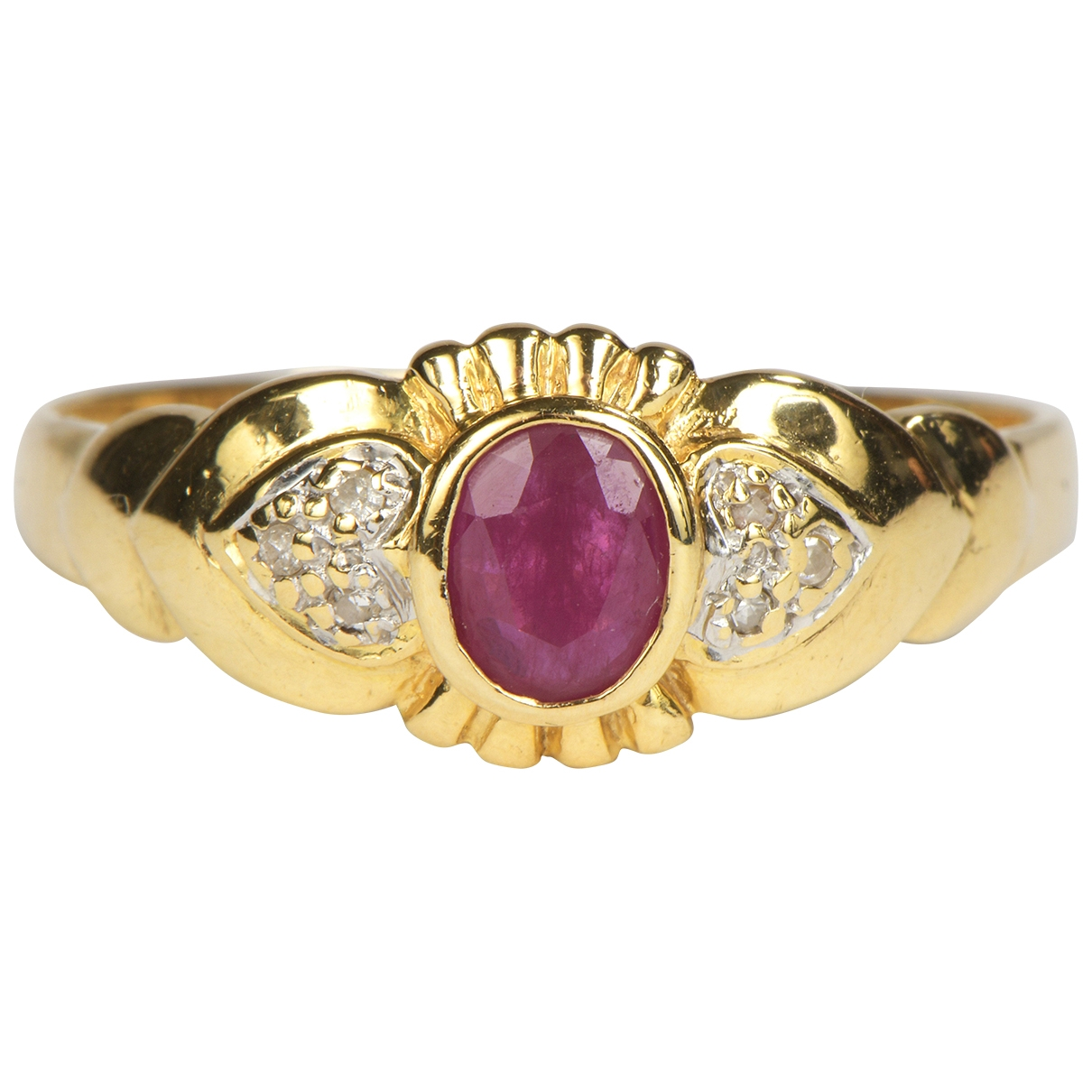 Autre Marque \N Ring in  Gold Gelbgold