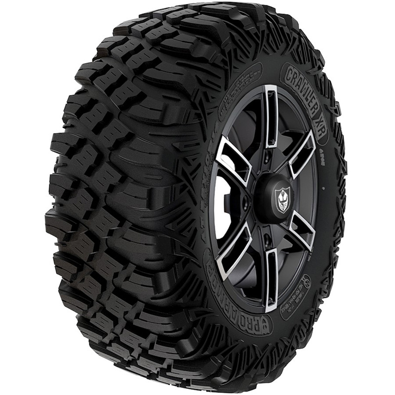 Polaris OEM 2882446 Wheel & Tire Set: Pro Armor Crawler XR 32