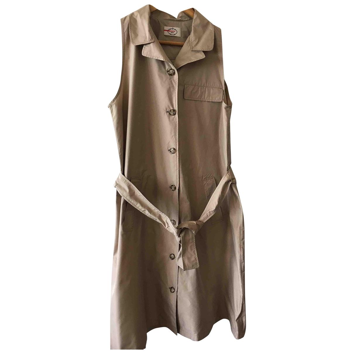 Prada \N Beige dress for Women 40 FR