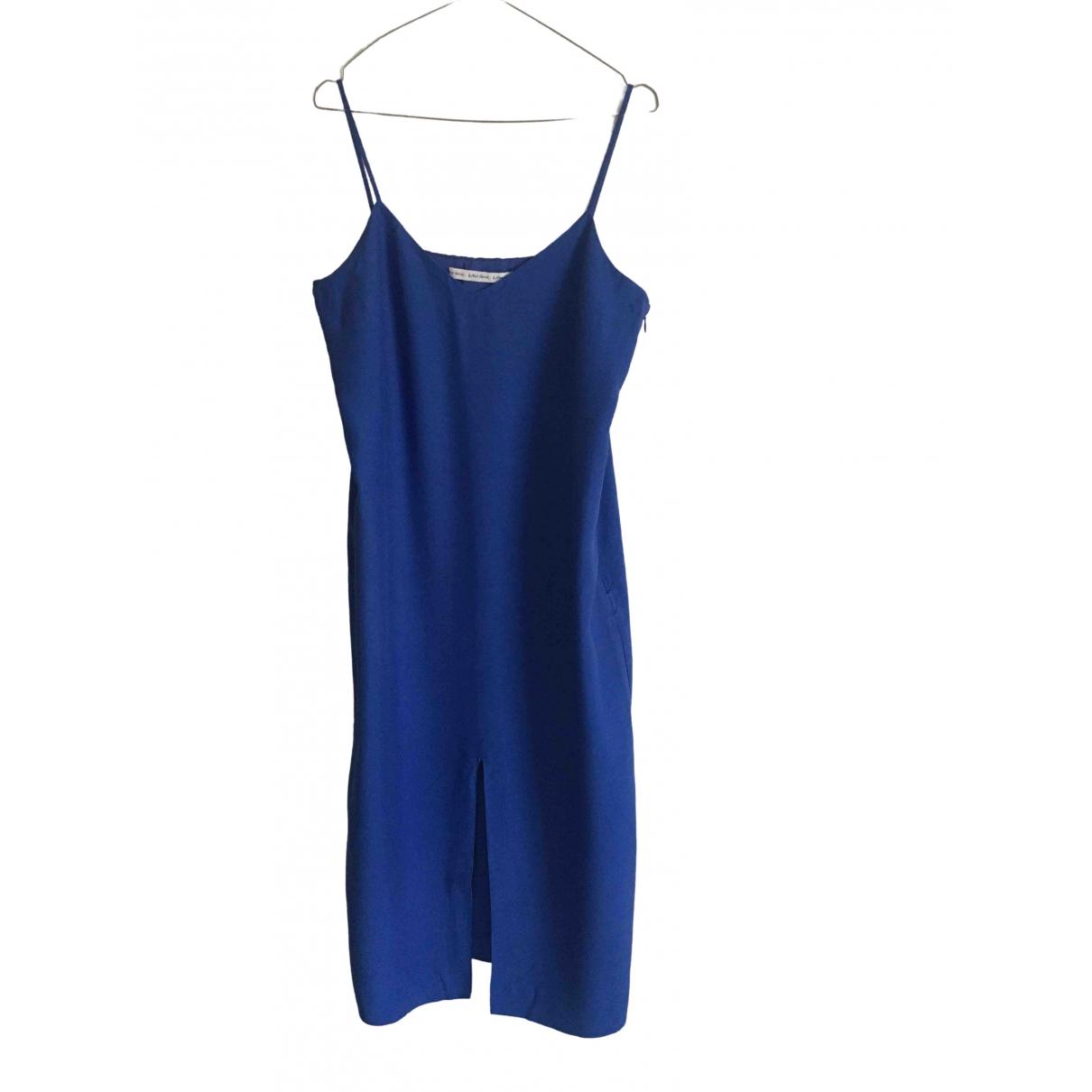 & Other Stories - Robe   pour femme - bleu