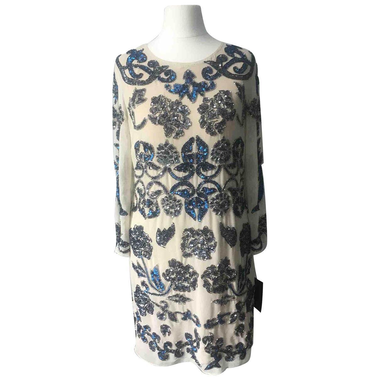 Needle & Thread \N Kleid in  Bunt Mit Pailletten