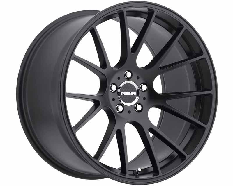 RSR Black  Type R801 Wheel 20x9 5x114.3 20mm