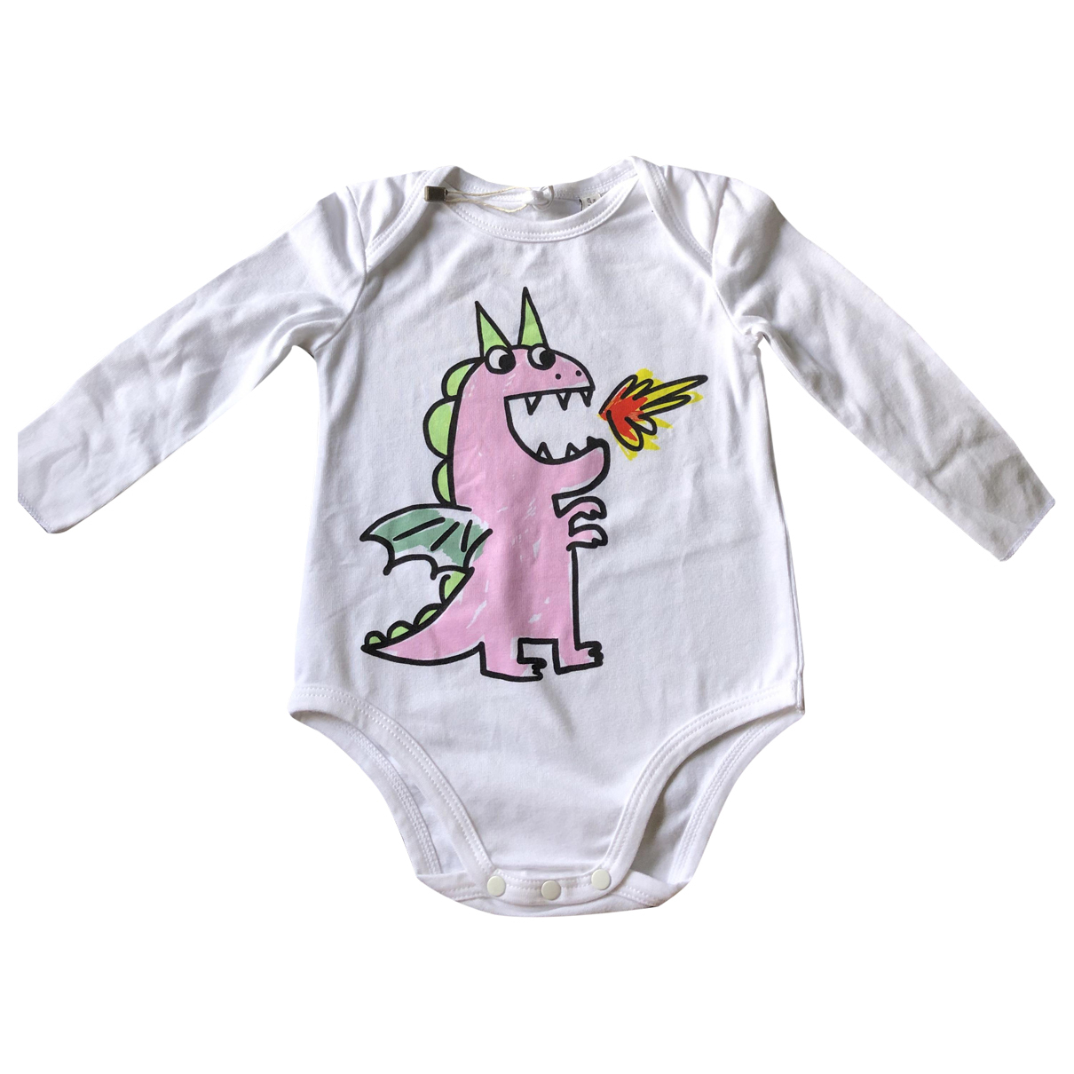 Stella Mccartney Kids \N Cotton Outfits for Kids 6 months - until 26.5 inches UK