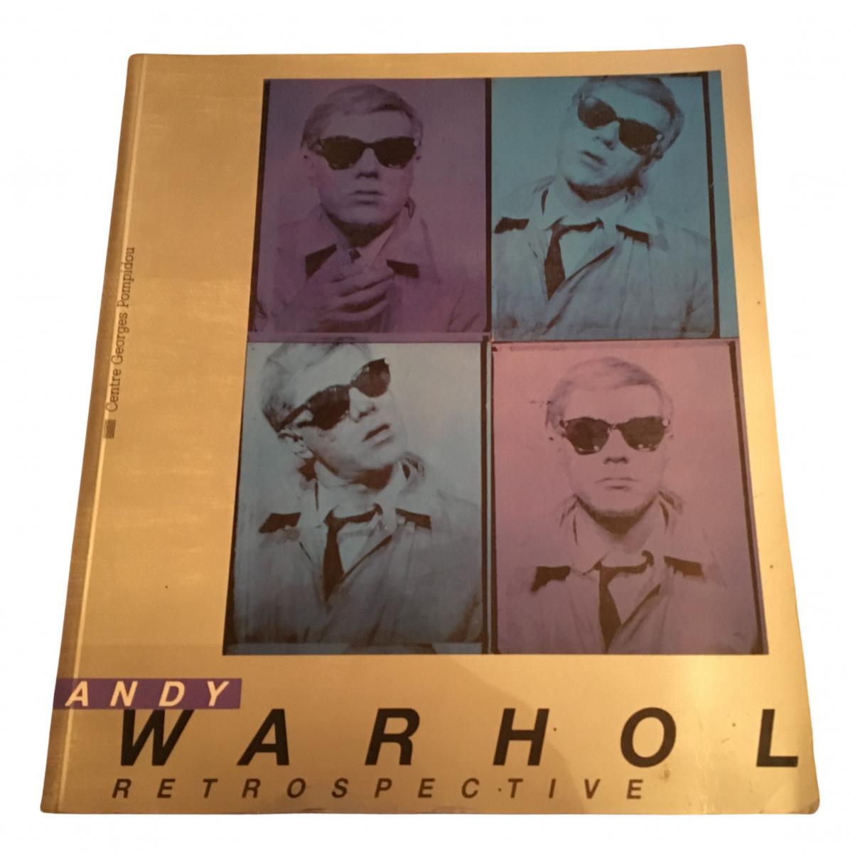 Arte Andy Warhol