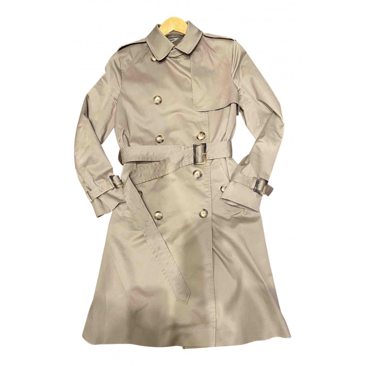 Massimo Dutti N Cotton coat for Women M International