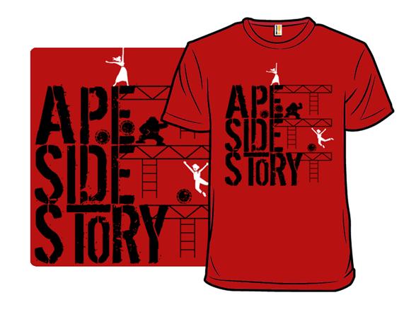 Ape Side Story T Shirt