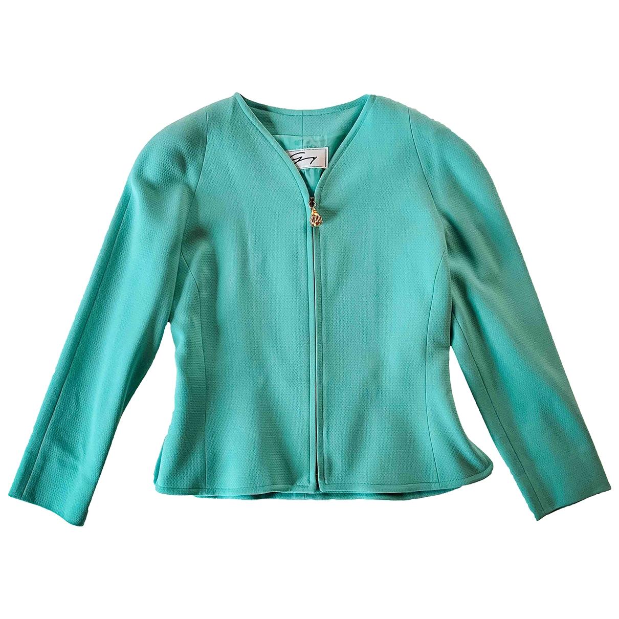 Genny \N Cotton jacket for Women 44 IT