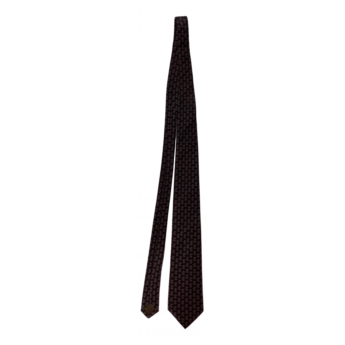 Chanel N Multicolour Silk Ties for Men N