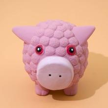 1pc Pig Shaped Dog Sound Toy