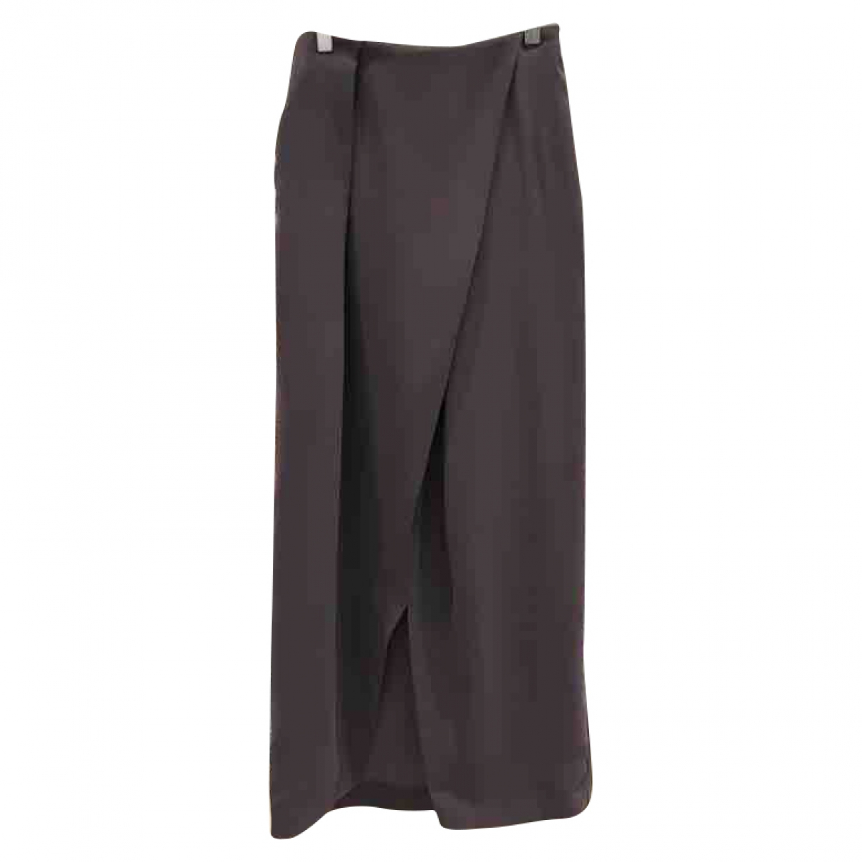 Non Signe / Unsigned \N Rocke in  Anthrazit Polyester