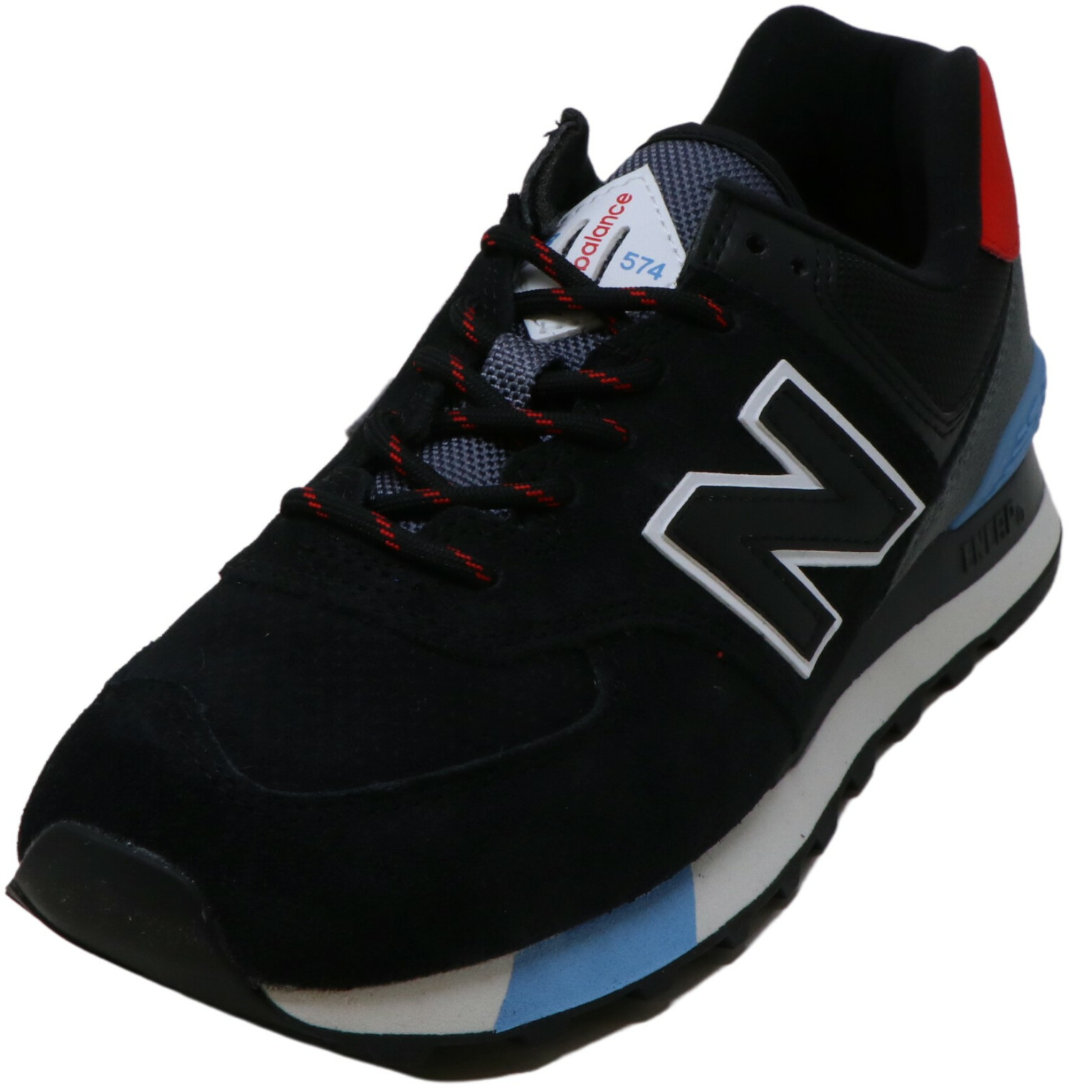 New Balance Men's Ml574 Jho Low Top Mesh Running - 6W