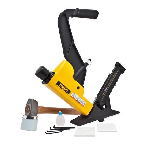 DeWalt 2 in 1 Flooring Tool