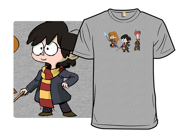 Trio Of Magic T Shirt