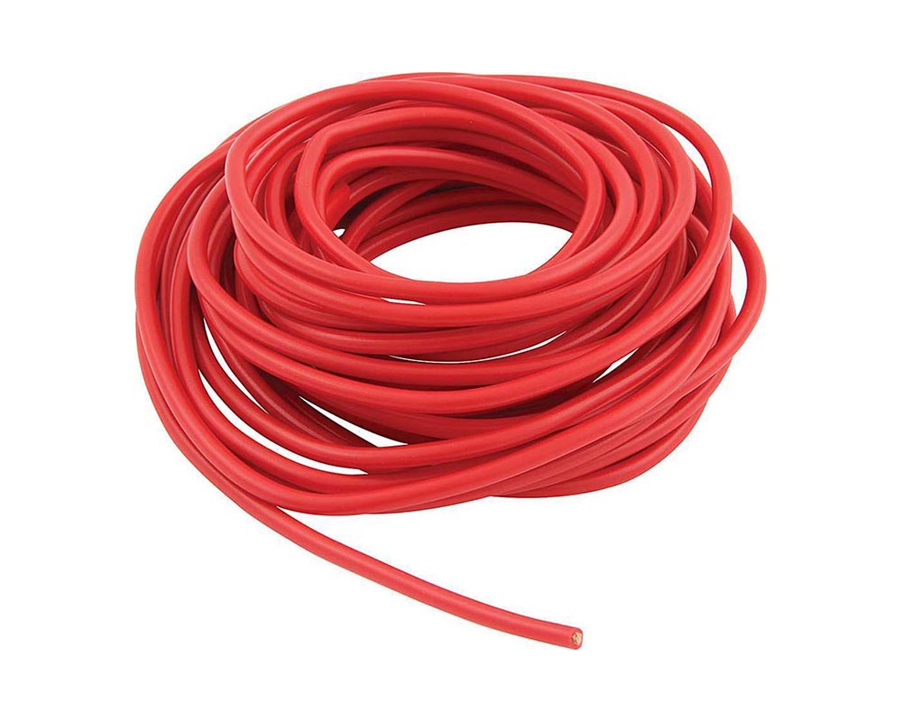 Allstar Performance ALL76500 20 AWG Red Primary Wire 50ft ALL76500