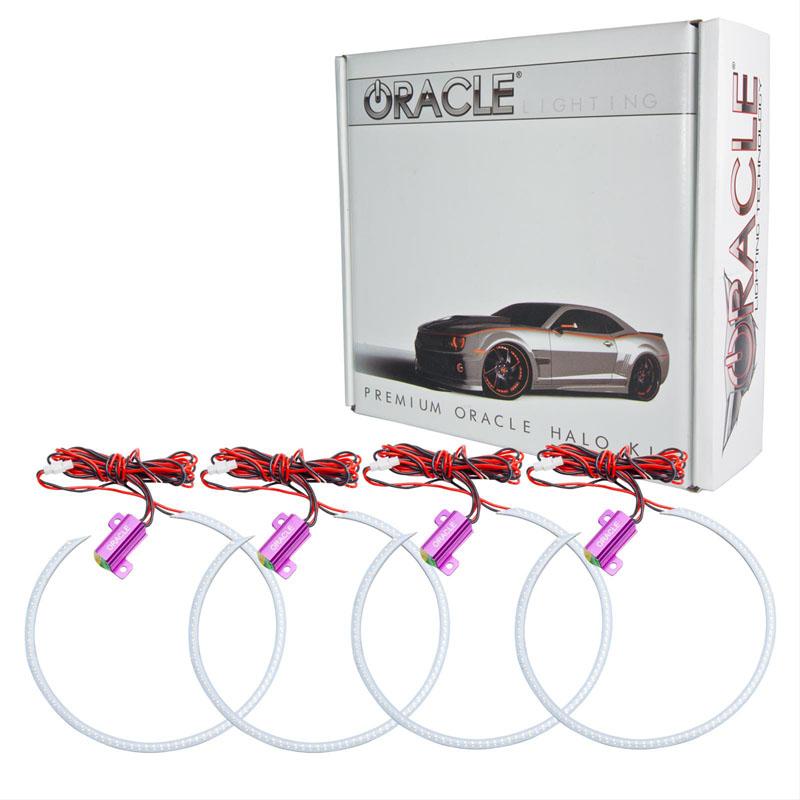 Oracle Lighting 2623-051 Lincoln Towncar 2005-2010 ORACLE PLASMA Halo Kit