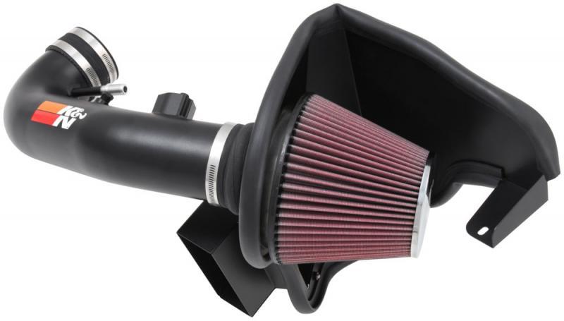K&N 69-3534TTK Performance Air Intake System Ford Mustang Boss 302 2012-2013 5.0L V8