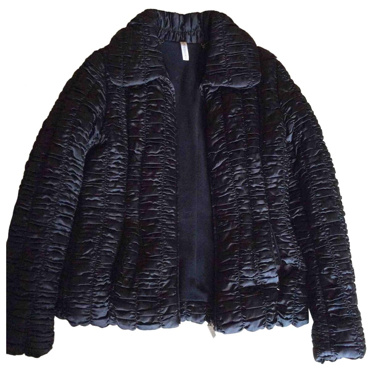 Trussardi - Veste   pour femme - noir