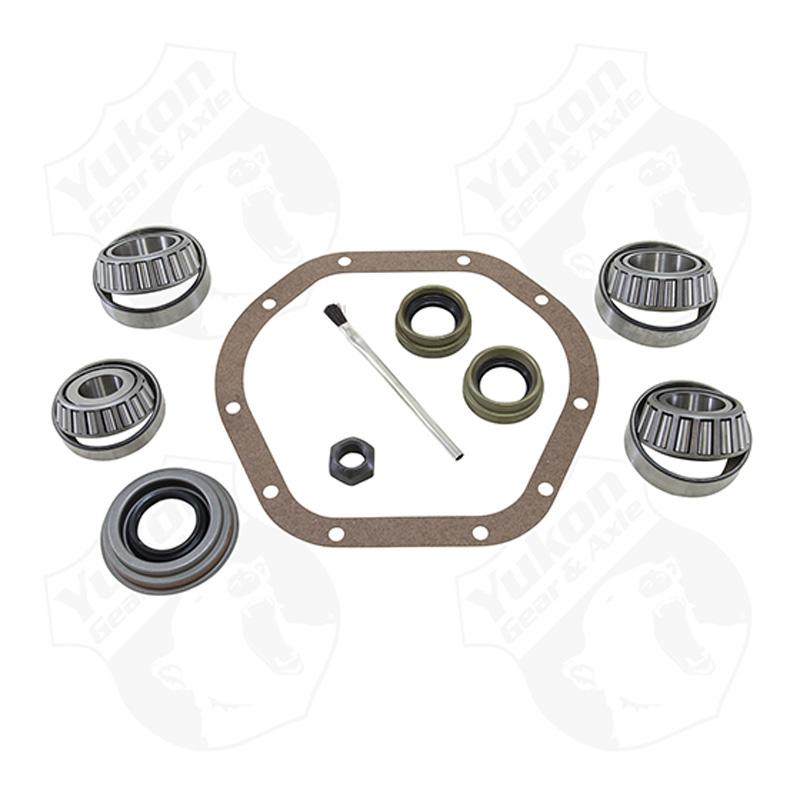 Yukon Bearing Install Kit Dana 44 TJ Rubicon Yukon Gear & Axle BK D44-RUBICON