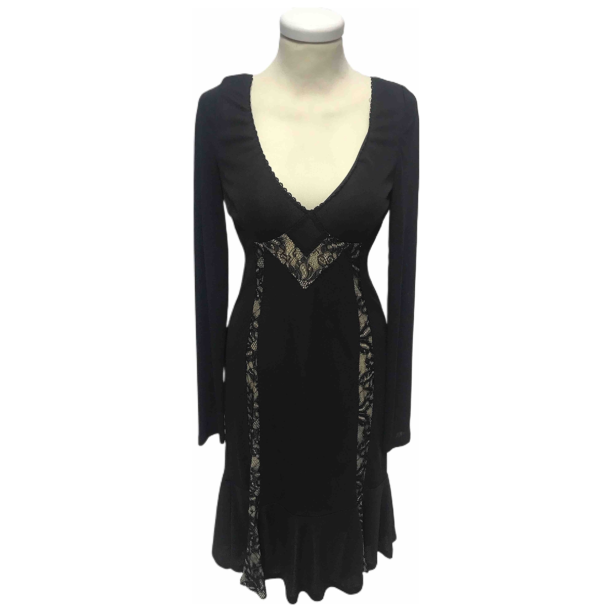D&g \N Kleid in  Schwarz Polyester