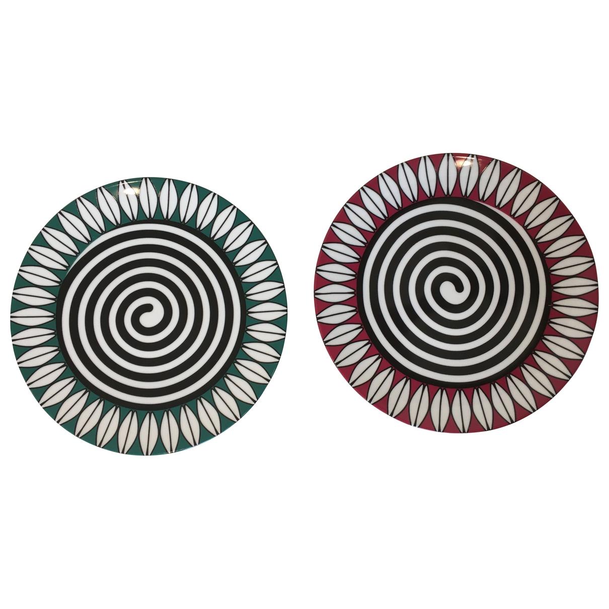 Dior - Arts de la table   pour lifestyle en ceramique - multicolore
