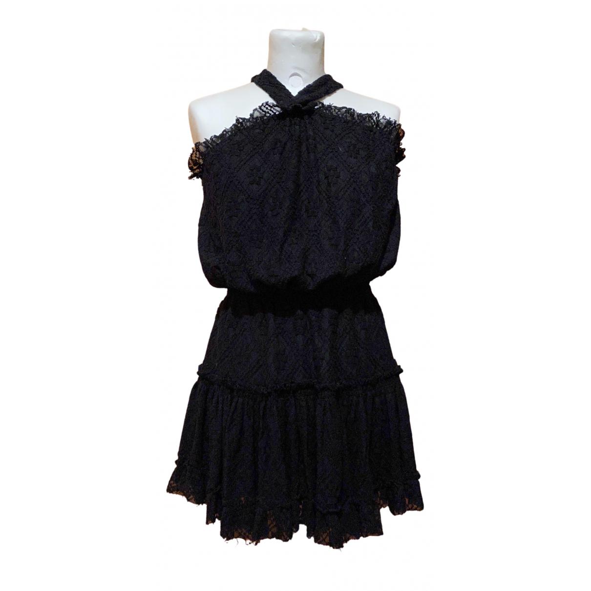 Misa \N Kleid in  Schwarz Polyester