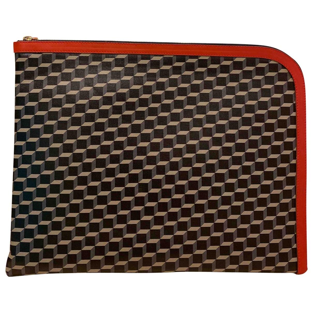 Pierre Hardy \N Multicolour Leather Clutch bag for Women \N