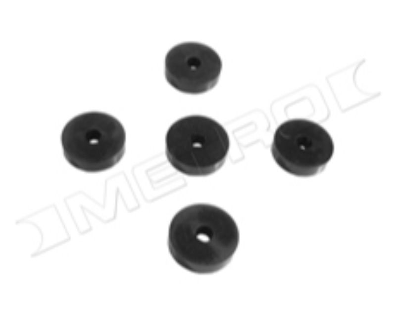 Metro Moulded UW 57 Flat Rubber Washers