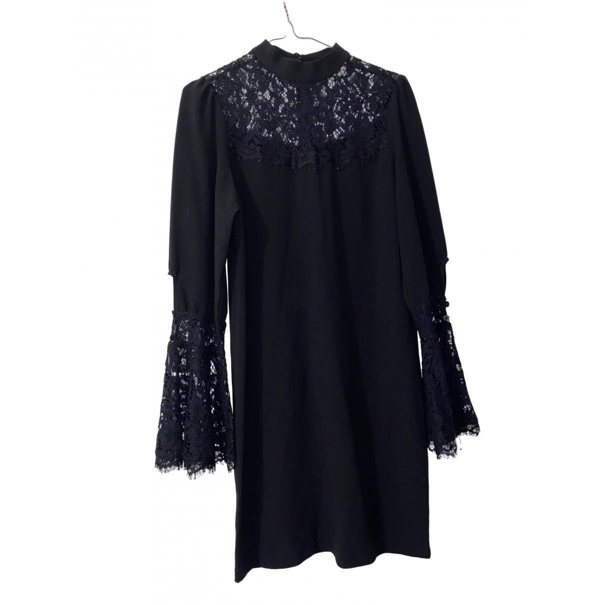 Bel Air \N Black Cotton - elasthane dress for Women 38 FR