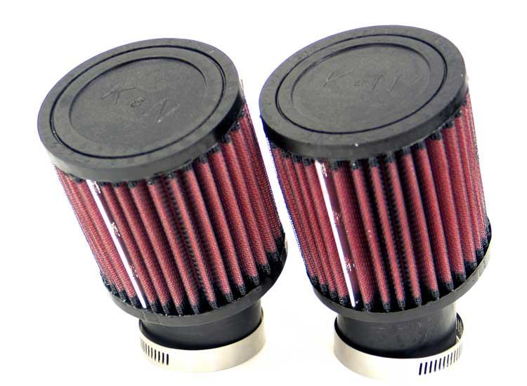 K&N RU-1402 Universal Clamp-On Air Filter