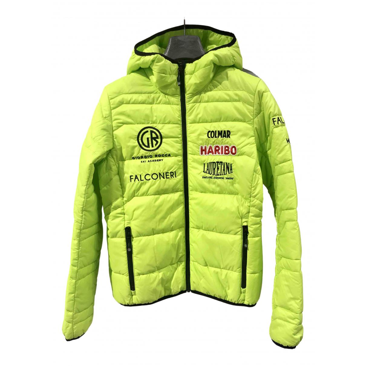 Colmar \N Yellow coat for Women 40 IT