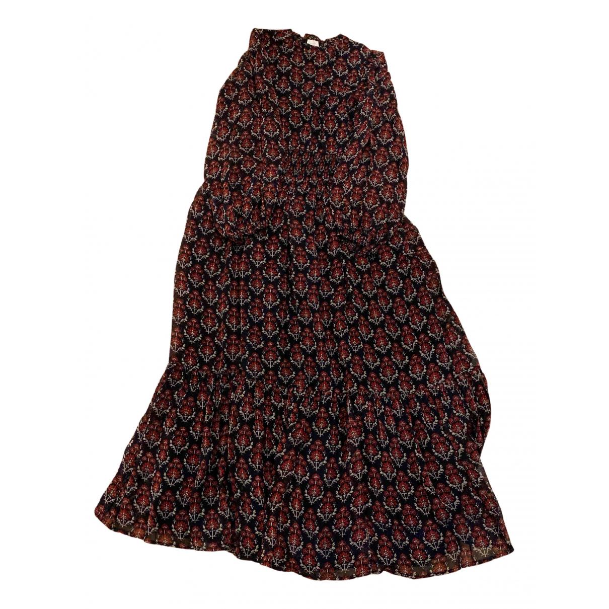 Petite Mendigote \N Kleid in  Blau Viskose