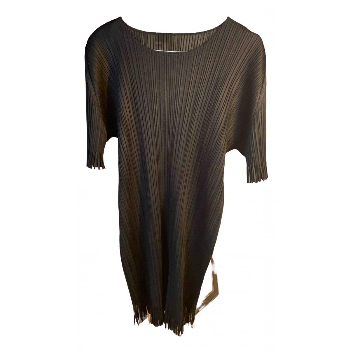 Pleats Please \N Black dress for Women 3 0-5