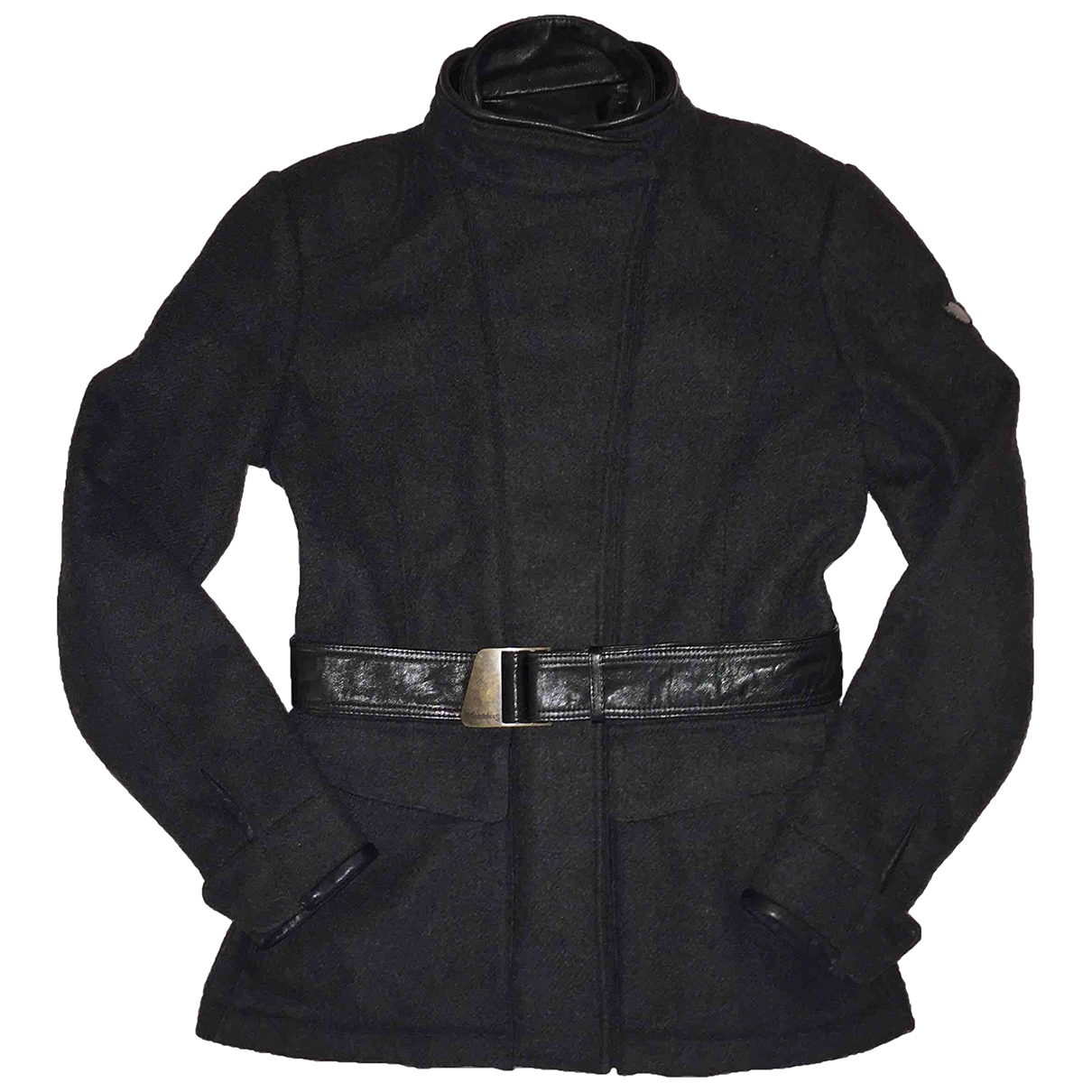 Matchless \N Grey Wool coat for Women 46 IT