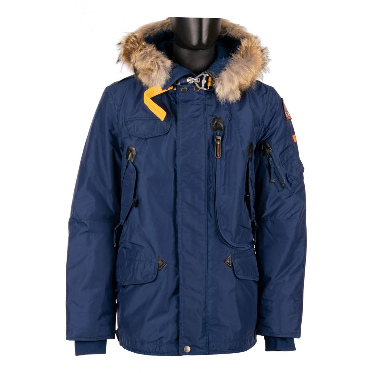 Parajumpers N Blue jacket  for Men XXL International