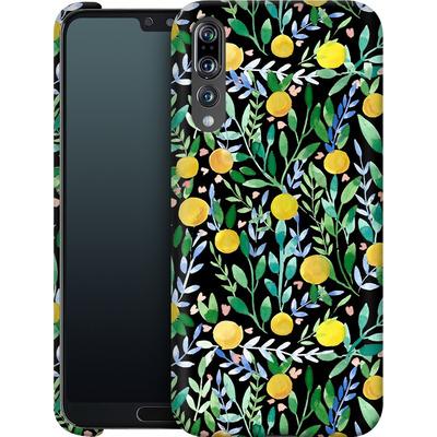 Huawei P20 Pro Smartphone Huelle - Bright Blossoms von Iisa Monttinen