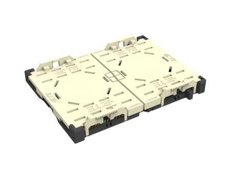 TE Connectivity SMT Mount 0.99mm Pitch IC Socket Adapter (12)