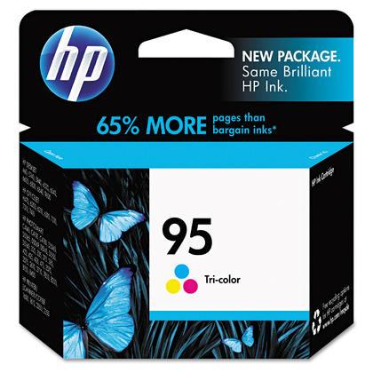 HP 95 C8766WN cartouche d'encre originale tri-couleur
