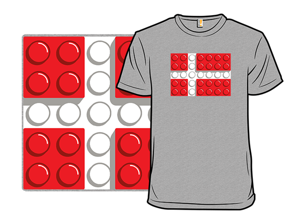 Land Of The Bricks T Shirt