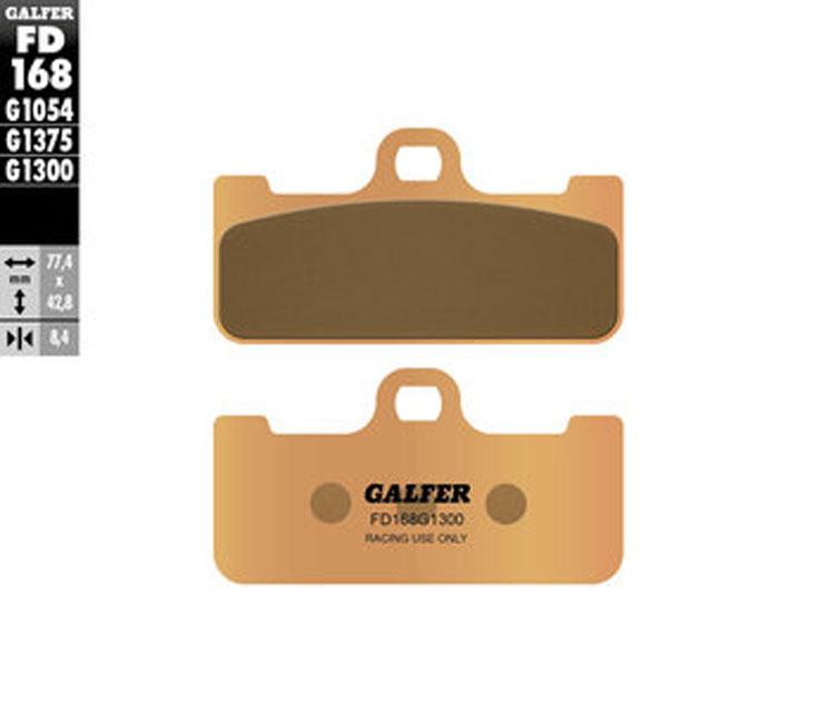 Galfer Front Brake Pads APRILIA ETV MANA