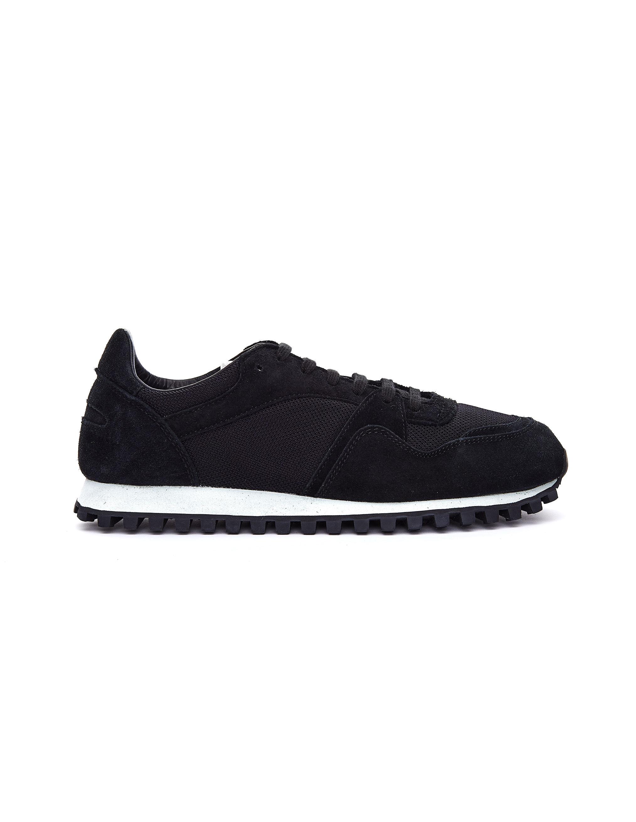 Spalwart Black Marathon Trail Low Sneakers