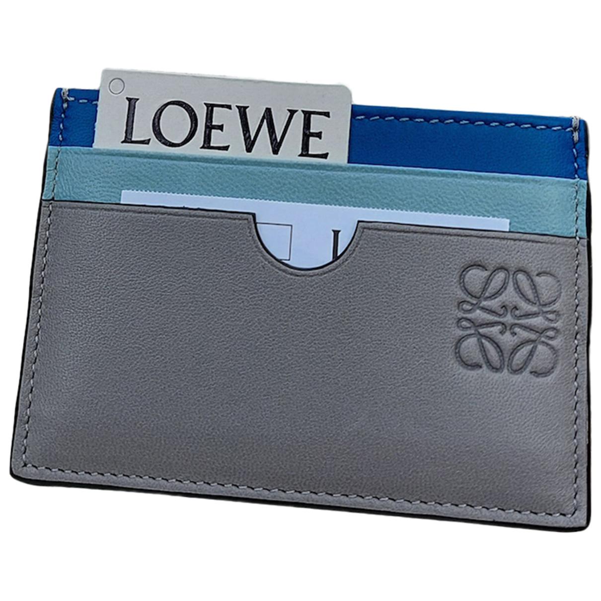 Marroquineria de Cuero Loewe