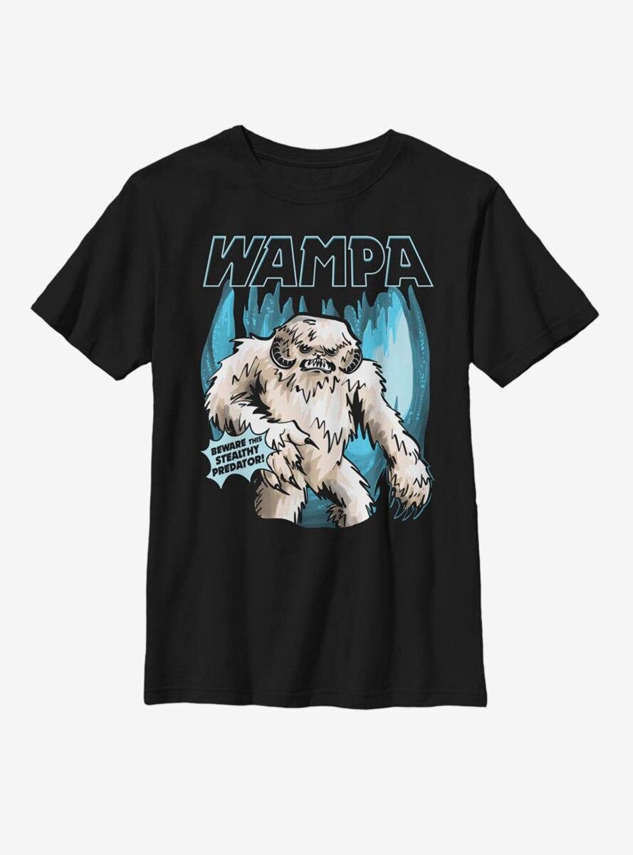 Star Wars Wampa Cave Youth T-Shirt