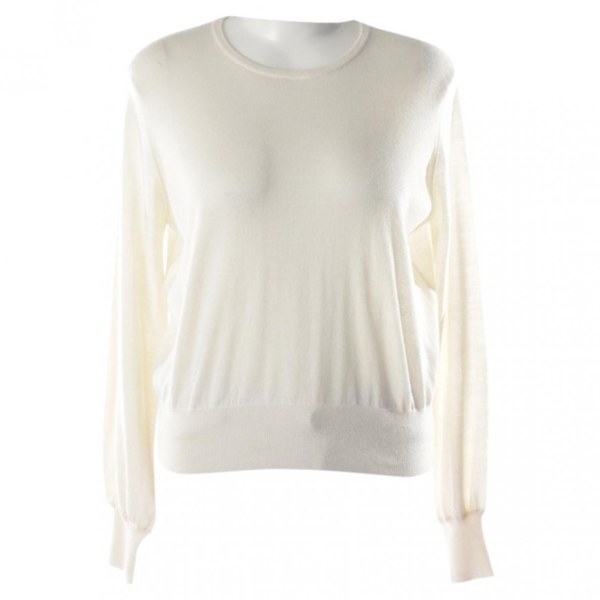 Autre Marque \N White Cashmere Knitwear for Women S International