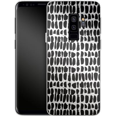 Samsung Galaxy S9 Plus Silikon Handyhuelle - Flecked von Jenna Kunnas