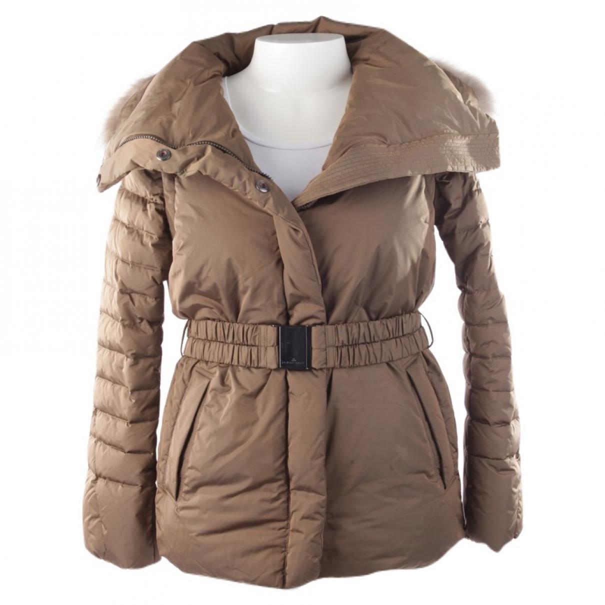 Peuterey \N Brown jacket for Women 42 FR