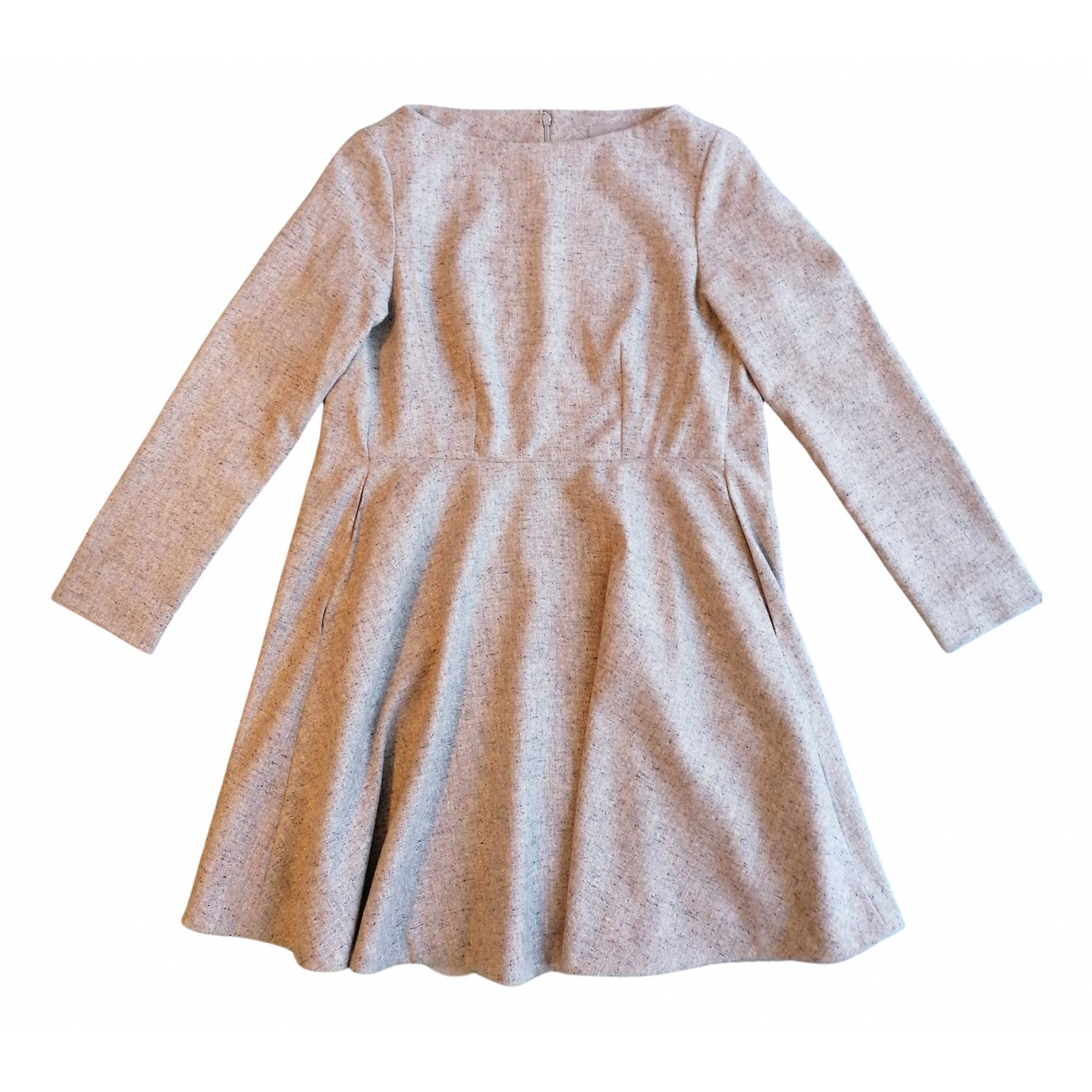 Vestido midi de Lana Cos