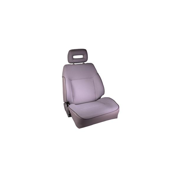 Rugged Ridge 53421.09 High-Back Front Seat, Right, Reclinable, Gray; 86-95 Suzuki Samurai Hyundai Elantra 2003