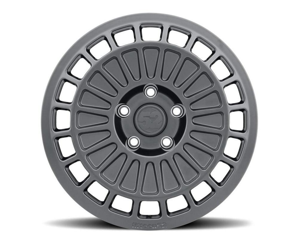 Fifteen52 Integrale Gravel Wheel Asphalt Black 15x7 5x100 15mm