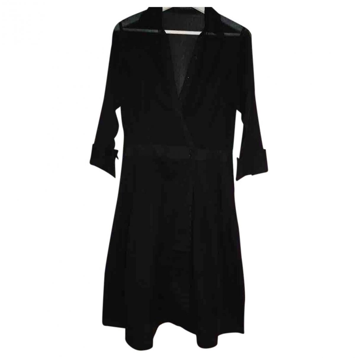 Day Birger & Mikkelsen - Robe   pour femme en coton - noir